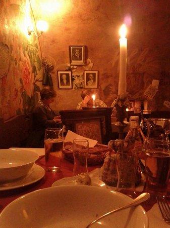 Rilke Restaurant : Tavolo