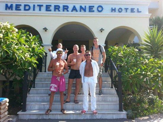 Mediterraneo Hotel: Mediterraneo 2014