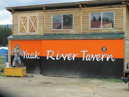 Yaak Rver: Yaak River Tavern
