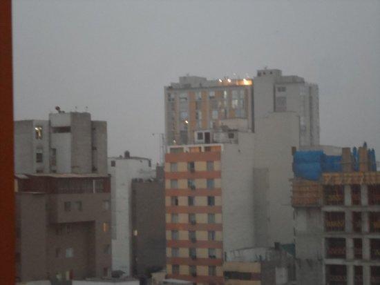 Casa Andina Select Miraflores: view from room