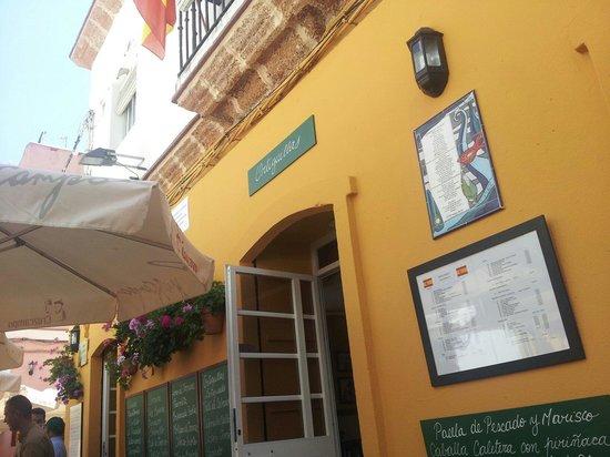 Meson Criollo: Il ristorante