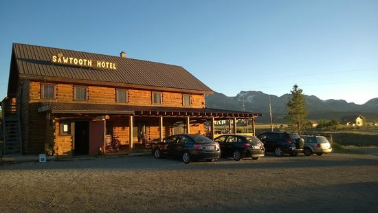 Sawtooth Hotel Restaurant