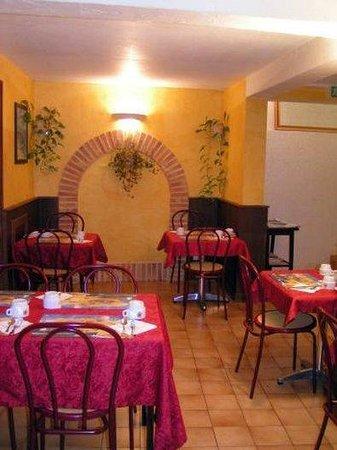 Hotel Le Goelo : Breakfast Room