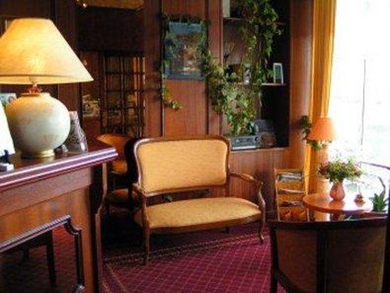 Hotel Le Goelo : Lobby