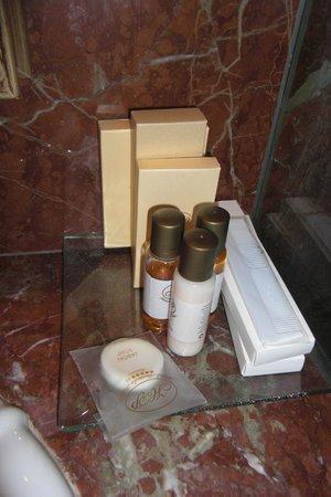 Hotel Alameda Palace: productos de baño