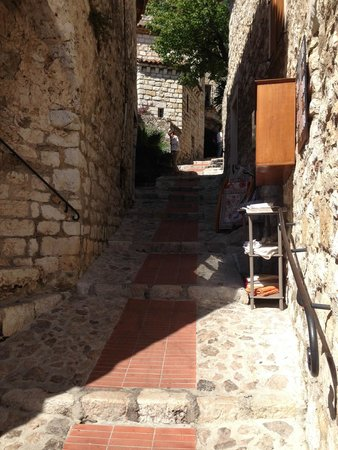 Vieux Eze : village médiéval