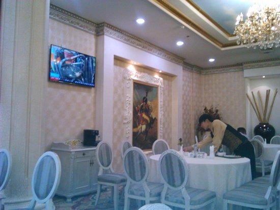 Luoyang Grand Hotel: Ресторан