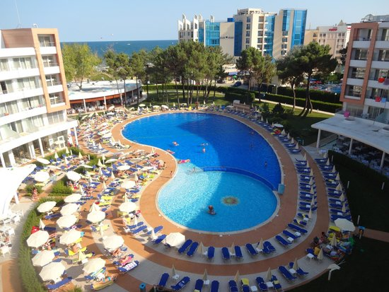 Hotel Riu Helios : View from the 6th Floor