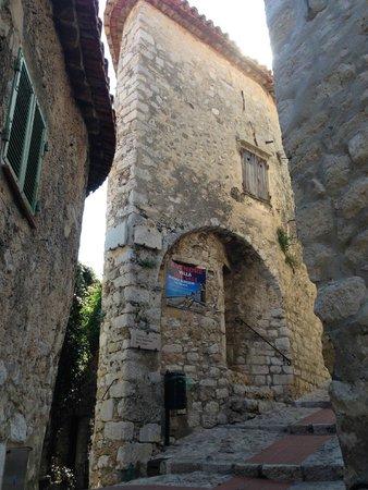 Vieux Eze : ruelle