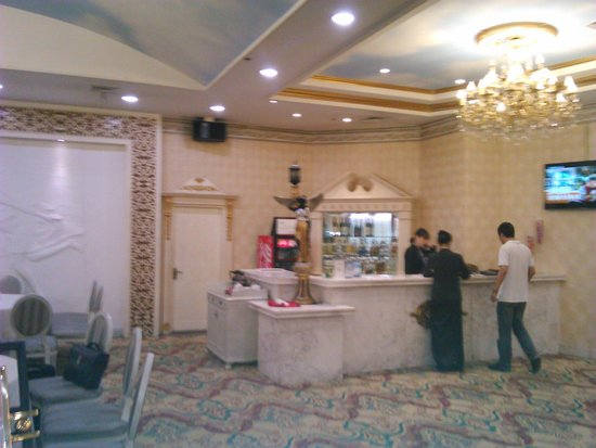 Luoyang Grand Hotel: Reception ресторана