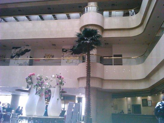 Luoyang Grand Hotel: Бизнес зона