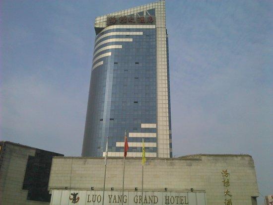 Luoyang Grand Hotel: Вид отеля, 23 этажа