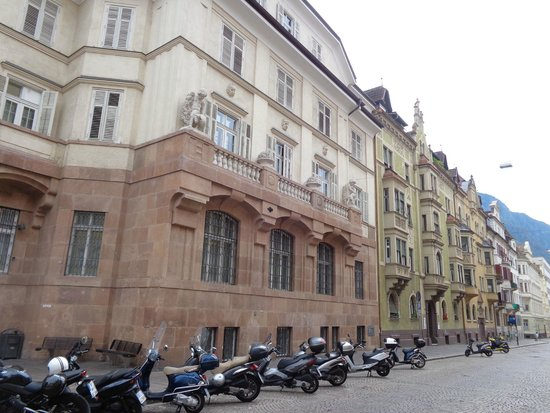 Bozen: una città stupenda
