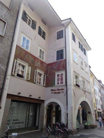 Bozen: stupendo centro storico
