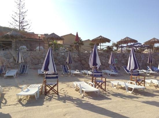 Hotel Club Torre Marino: Spiaggia