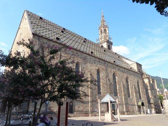 Duomo di Bolzano: una costruzione altoatesina