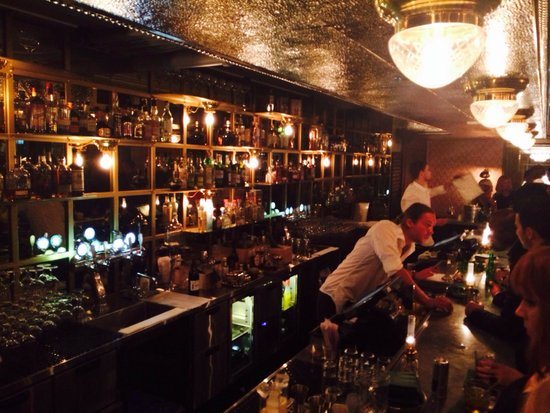 Bar inside - Picture of Grand Escalier, Stockholm - TripAdvisor