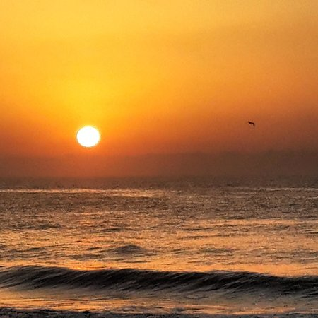 Hasdrubal Thalassa & Spa : levé du soleil
