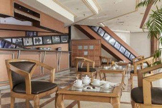 Sonesta Pharaoh Beach Resort Hurghada: Lobby Bar