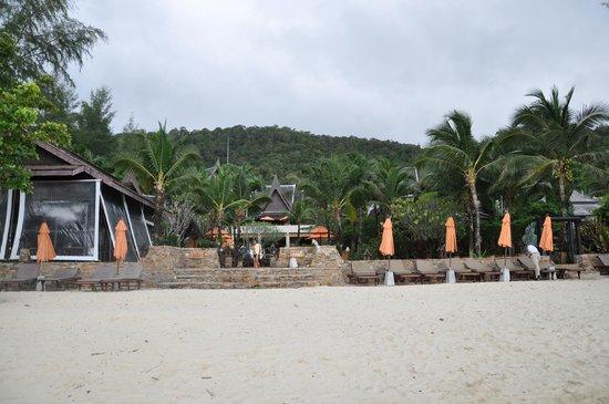 Amari Vogue Krabi: Vue de la plage