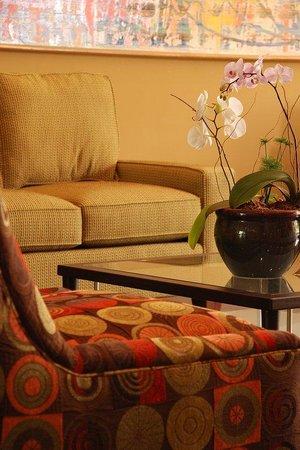 Holiday Inn Panama Canal: Hotel Lobby