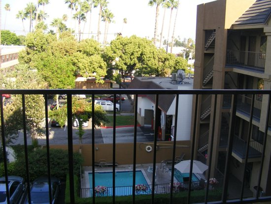 Howard Johnson Pasadena: View