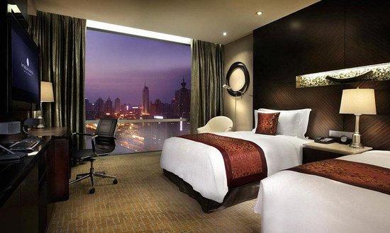 InterContinental Hotel Qingdao: Deluxe Twin Room