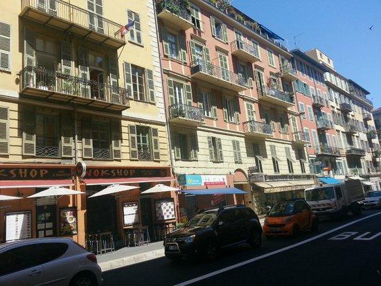 Vieille Ville de Nice : Old town