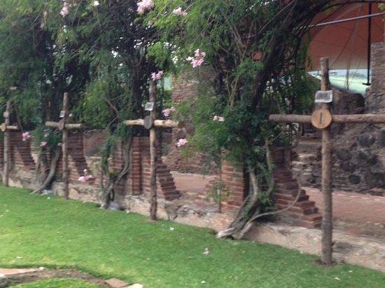 Restaurante Casa Santo Domingo : Hotel grounds