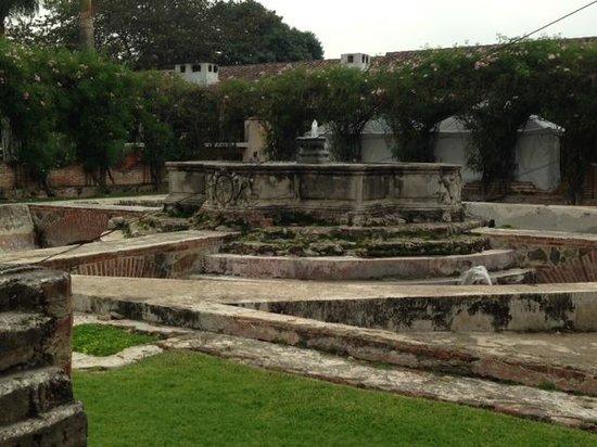 Restaurante Casa Santo Domingo: Hotel grounds