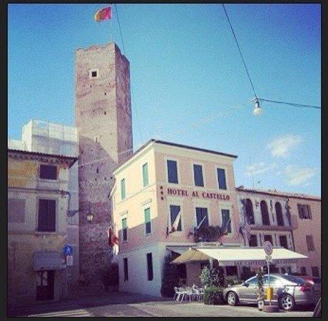 Hotel Al Castello : Castello