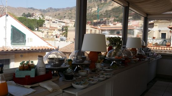 Hotel Taodomus: Complimentary Breakfast - Buffet