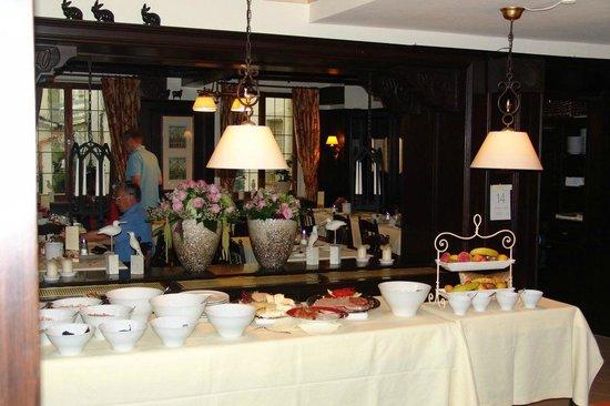 Alte Post Hotel-Gasthof: Sala colazione