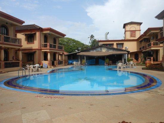 Resort Terra Paraiso: Resort View
