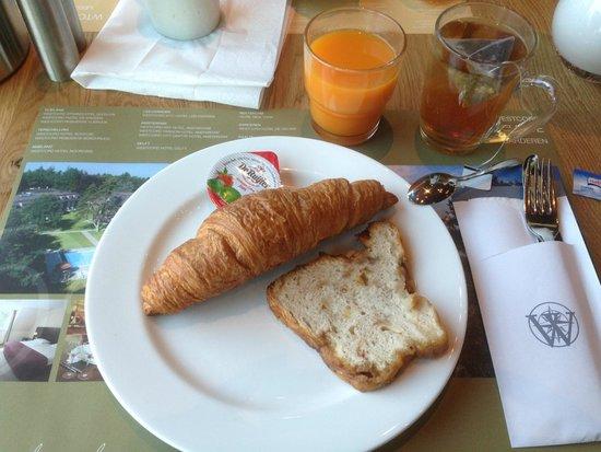 WestCord WTC Hotel Leeuwarden : Ontbijt