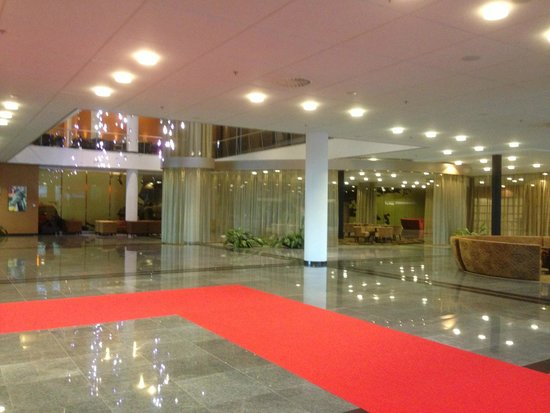 WestCord WTC Hotel Leeuwarden: Lobby