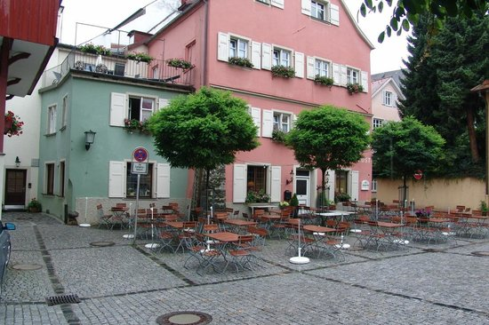 Alte Post Hotel-Gasthof: Esterno