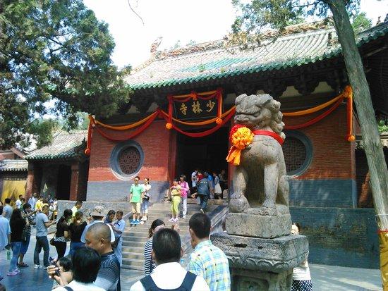 Luoyang Grand Hotel: Место для молитв