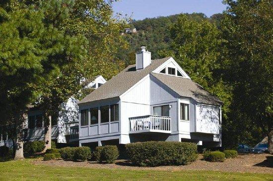 Wyndham Resort at Fairfield Mountains: Exterior View