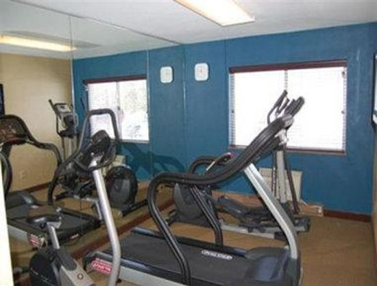 Motel 6 St Paul I-94: Exercise Room