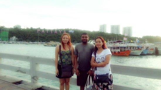 Four Seasons Place: Pattaya Bay