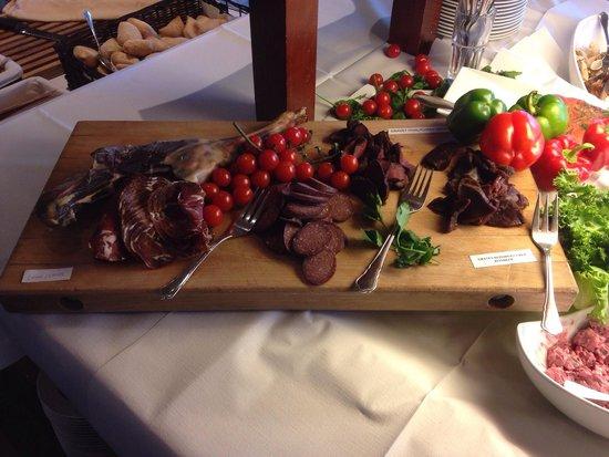 Restaurant Nansen: More buffet!