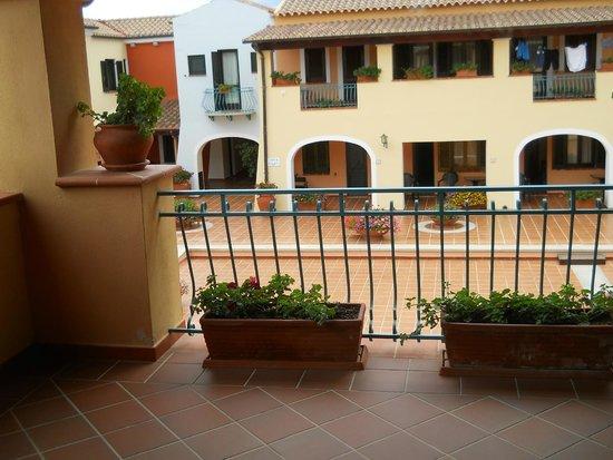Club Hotel Torre Moresca : Panorama dalla camera