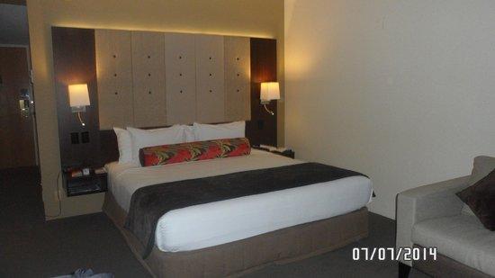 Grand Millennium Auckland: large spacious rooms