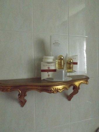 Parkhotel Luna Mondschein: bagno