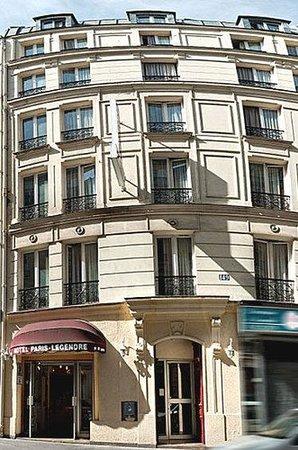 Hotel Paris Legendre: Exterior View