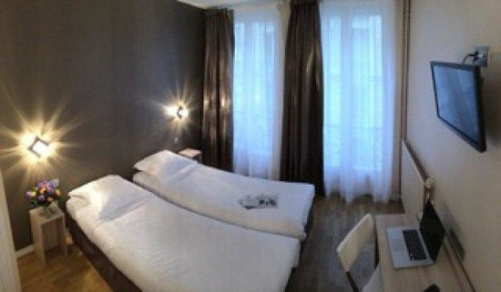 Hotel Paris Legendre: Guest Room