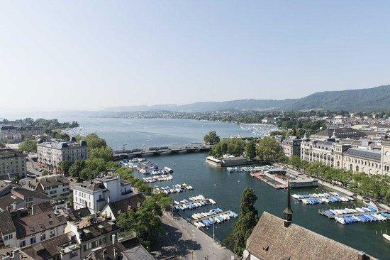 Radisson Blu Hotel, Zurich Airport: Other
