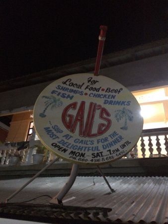 Gail's sign