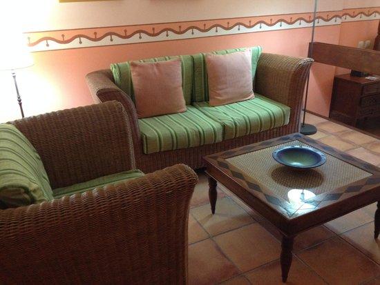 Royalton Hicacos Varadero Resort & Spa: Salottino in camera